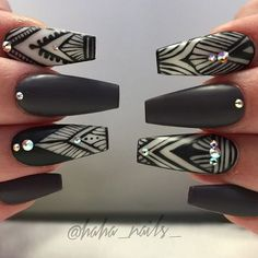 # BLACK COFFIN NAILS More