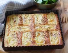Recette - La VRAIE recette de tarte au Maroilles | 750g