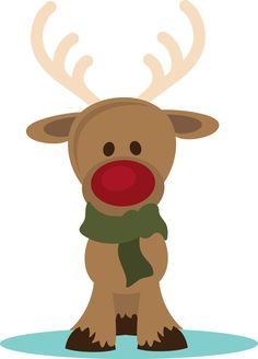 PPbN Designs - Rudolph with a Scarf (40% off for Members), $0.30 (http://www.ppbndesigns.com/rudolph-with-a-scarf/)