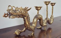 Dragon with Candles    $199.00