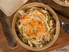 Amish Coleslaw - Using down-home ingredients, this from-scratch coleslaw recipe is great paired with chicken, burgers, ribs, and all of your favorite summer dishes! Diabetic Recipes, Low Carb Recipes, Cooking Recipes, Diabetic Salads, Diabetic Desserts, Healthy Coleslaw Recipes, Pennsylvania Dutch Recipes, Vegetarian Cabbage, Diabetic Living
