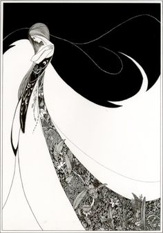 La ballerina - Aubrey Beardsley