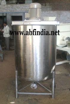 pvc-solvent-cement-adhesive-machine-reaction-vessel