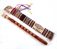 Armenian Duduk  and Free Gift Cute Leather Bracelet by Inmmotion