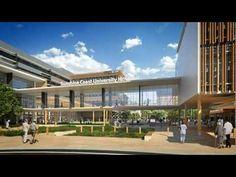 Sunshine Coast University Hospital - Project Overview - YouTube