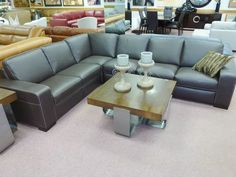 Sectional Sofa Sets From Leather