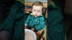 When you are too tired, but food is life - YouTube