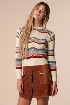 Marsha 70's Sweater