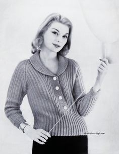Black & White | 1950s Dress Style