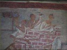 Santa Maria d'Anglona, affreschi Torre di Babele