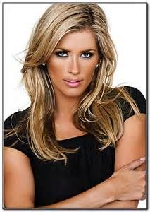 bleached blonde hair with brown lowlights - AT&T Yahoo Image Search Results