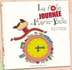 Amazon.fr - La folle journée de Marie Belle - Laetitia Etienne, Sophie Collin - Livres