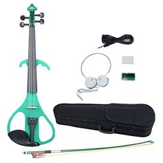 Crystal Electric Violin
