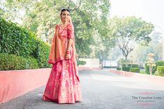 Its no longer about mums wearing Banarasi sarees in the traditional manner. Check out 10 different ways of teaming up a Banarasi to rock the wedding season. Lehenga Saree, Saree Dress, Bridal Lehenga, Dress Up, Banarasi Sarees, Saree Draping Styles, Drape Sarees, Indian Bridal Wear, Indian Wear