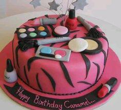 The Perfect Cake Amazing Cakes Beautiful Makeup Birthday Make Up
