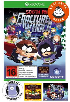 XONE - South Park: the Fractured But Whole
