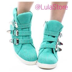 #shoes #fashion #moda #calzado #cute #zapatos #lovely #mujer #woman #latina #original #style #relax #yourself #pretty #perfect #diferent #green #cccuartaetapa Lula Local 304