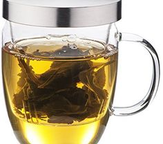 Your search for the perfect tea maker is finally over. When you purchase Infinite Tea's Equilibrium Tea Mug today here's what you should do... When th...