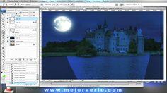 Tutorial photoshop, transformar el día en noche