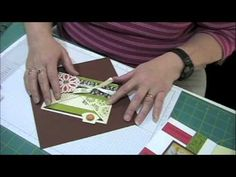 To learn how to make an envelope from scratch to fit any size of card, have a look at this handy video.
