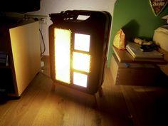 kanister lampe