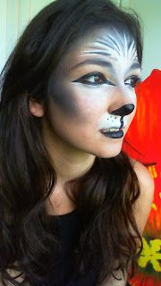 Making Faces: The girl who cried Wolf