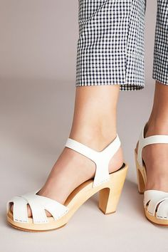 5806f08625e Shop the latest wedge sandals and platform shoes at Anthropologie from  minimalist to boho.