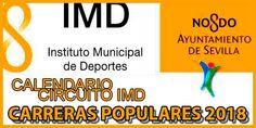 Presentado el calendario del circuito IMD Carreras Populares Sevilla Ed. 2018. #sevilla10 #depsevilla #correrensevilla #imdsevilla #carreraspopularessevilla