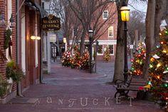 Main Street, Nantucket (CH)