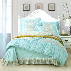Brilliant Bedroom Sets For Teenage Girls Blue Manor Tiffany Bedding Enjoybeddingcom Teen Girl Paris French Theme F Inside Design Decorating