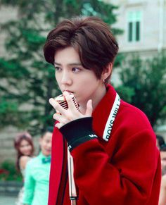 luhan | Your song