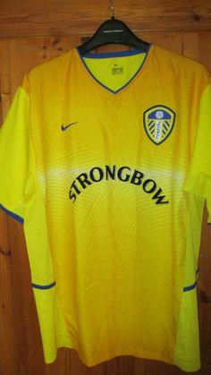 I m selling Nike Leeds Utd Away Shirt 2000-2002 - XXL - £15.00  onselz 507f3fe1a