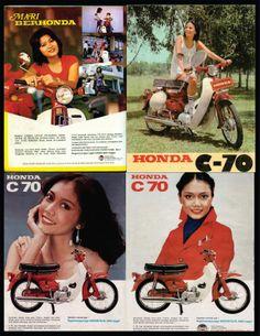 Honda C 70