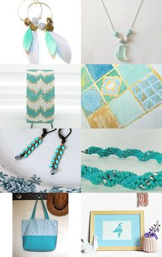 Pantone Spring 2016 Limpset Shell by Guilaine Grémy on Etsy--Pinned with TreasuryPin.com
