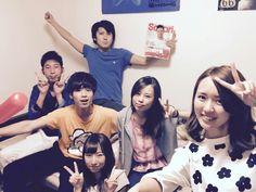 たこめんたこぱ 2015 6 29