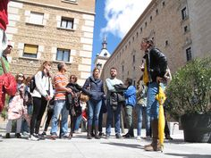 Free Tour. Alcazar de Toledo