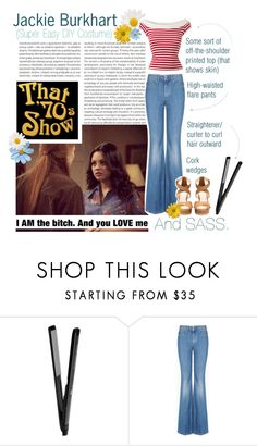 """""""""""I love myself most"""" (Jackie from That 70s Show costume)"""" by emericcson123 ❤ liked on Polyvore featuring Oris, STELLA McCARTNEY, Pull&Bear, Bettie Page, women's clothing, women's fashion, women, female, woman and misses"""