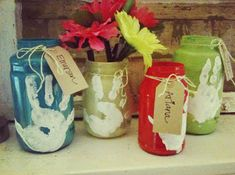Craft, Interrupted: 5 Faves ~ Handmade Mother's Day Gifts from Kids