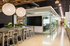 Interior Environments – Novi Office and Showroom