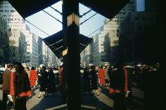Ernst Haas (1921 – 1986) est un photographe autrichien qui a utilisé très tôt la…
