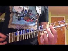 This Is What an All-Titanium Guitar Sounds Like: No Wood, No Fretboard, Strings Just Float in Air | Music News @ Ultimate-Guitar.Com