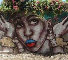 Gorgeous street art! :) #Haiti