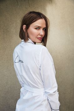 d62e02cecc Personalise your Jasmine and Will Pyjamas. We monogram a range of silk