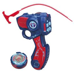 Beyblade XTS: Xtreme Top System IR Spin Control