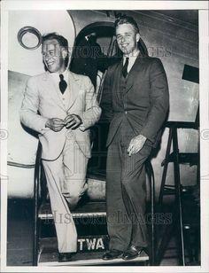 Elliott Roosevelt on August 2,1934