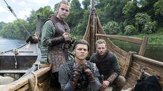 VIKINGS Creator Explains How Season 5 Majorly Expands the Show's World | Photo: Marco Ilsø, Alex Høgh Anderson, Jordan Patrick Smith