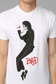Résultats de recherche d'images pour «t shirt de Michael jackson»