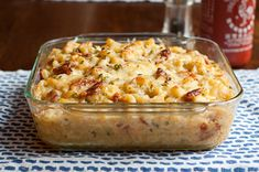 Smoked Cheddar Mac and Cheese. A pungent smokey cheddar macaroni and cheese with salty chorizo sausage and green onions to cut the richness. Mac Cheese Recipes, Milk Recipes, Sausage Recipes, Casserole Recipes, Cooking Recipes, Cheddar Mac And Cheese, Macaroni And Cheese, Winter Food, Vegetable Recipes