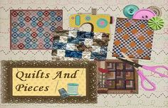 Lots of Tutorials On This Site This site has a crumb quilt tutorial and I really want to try it