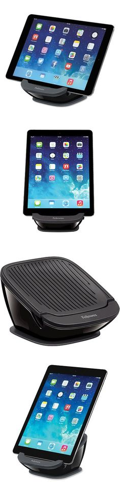 Mounts and Holders: Fellowes I-Spire Series Tablet Suctionstand, 5 X 5 3 4 X 3 3 8, - Fel9473501 -> BUY IT NOW ONLY: $35.17 on eBay!